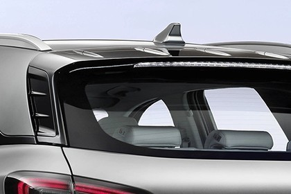 Read Spoiler and <br> D-Pillar Air Curtain